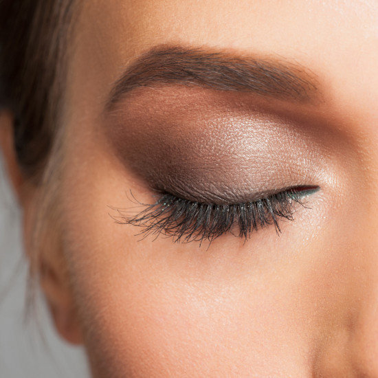 Smoky eye tips