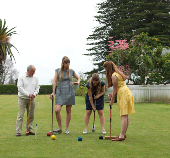 Beginners Guide To Croquet
